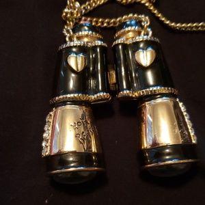 Binocular Necklace
